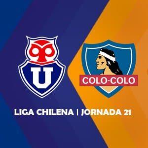 Universidad de Chile vs Colo Colo destacada