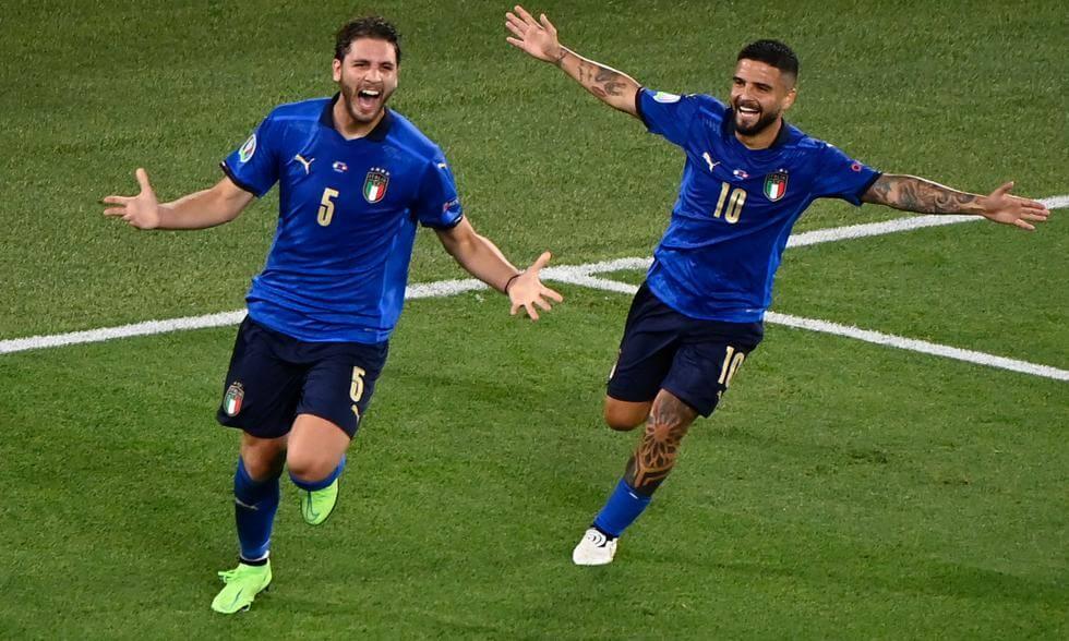 Italia vs España apuestas Betsson Chile