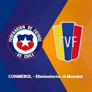 Chile vs Venezuela destacada
