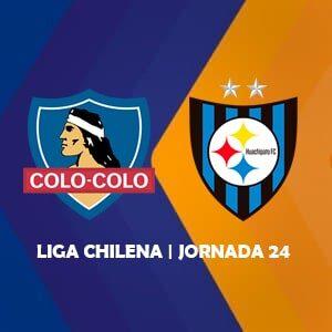 Colo Colo vs Huachipato destacada