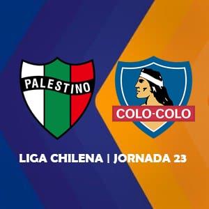 Palestino vs Colo Colo destacada